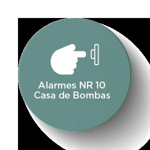 alarme nr 10 casa de bombas